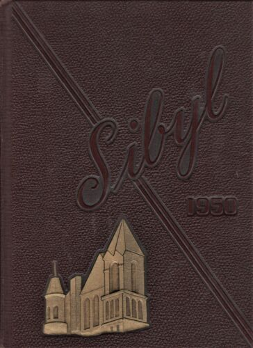 "1949 ""Sibyl"" - Otterbein College Yearbook - Westerville, Ohio"