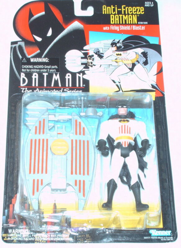 Kenner Anti-Freeze Batman 1993 Batman the Animated Series