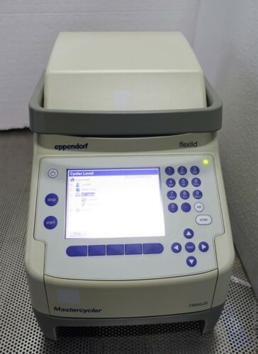 EPPENDORF MASTERCYCLER NEXUS 96-WELL PCR THERMAL CYCLER P/N 6333
