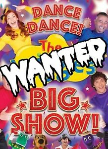 WANTED!!! Tickets to The Wiggles Big Show Melbourne Alfredton Ballarat City Preview