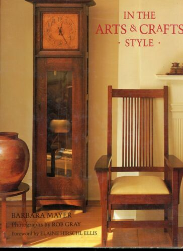 Evolution of Arts & Crafts Styles incl. Types Makers Settings / Illustrated Book