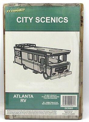 TTCombat DCS063 Atlanta RV (City Scenics) Recreational Vehicle Terrain Scenery