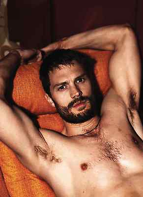 Unofficial JAMIE DORNAN 22 *A3* print Poster - Fifty Shades Christian Grey