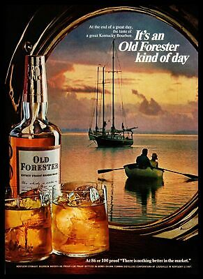 "1967 Old Forester Bourbon ""It"