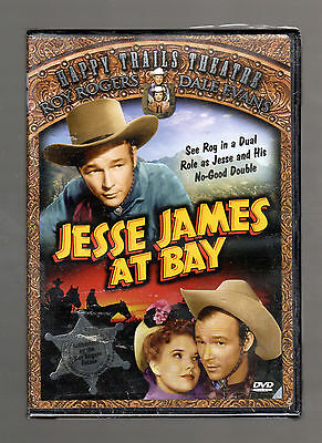 Jesse James At Bay  Dvd  Roy Rogers  George Hayes  Sally Payne  Pierre Watkin