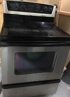 Stainless steel cooking range -$325