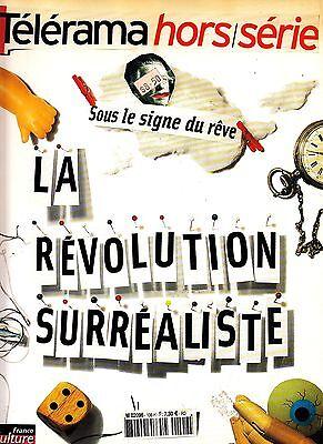 Andy Warhol Revolution (Telerama Hors/Serie La Revolution Surrealiste Henri Michaux Andy Warhol Wegman)