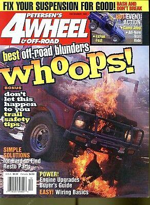 Petersen's 4 Wheel & Off-Road Magazine December 1997 best off-road
