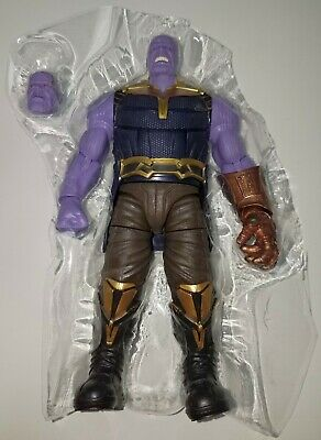 Marvel Legends Studio Series 1st 10 Years Avnegers THANOS Loose Figure Hasbro