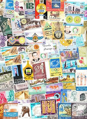 Egypt MNH OG - Full scanner Page (Many 2004 Stamps)