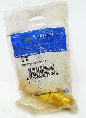 Western 810 Adapter Cga-580-320