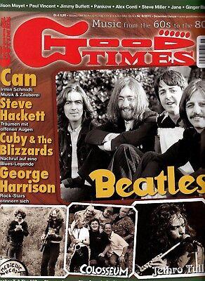 *w- GOOD Times - 6/2011 Dezember Januar - BEATLES - Heft