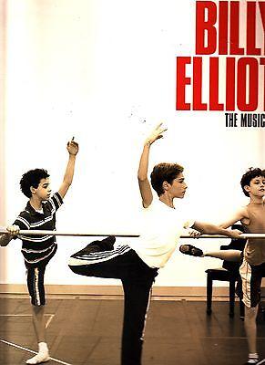 Billy Elliot Broadway Musical Souvenir Program 2008 with Cast Brochure