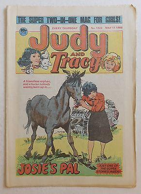 JUDY & TRACY Comic #1322 - 11th May 1985