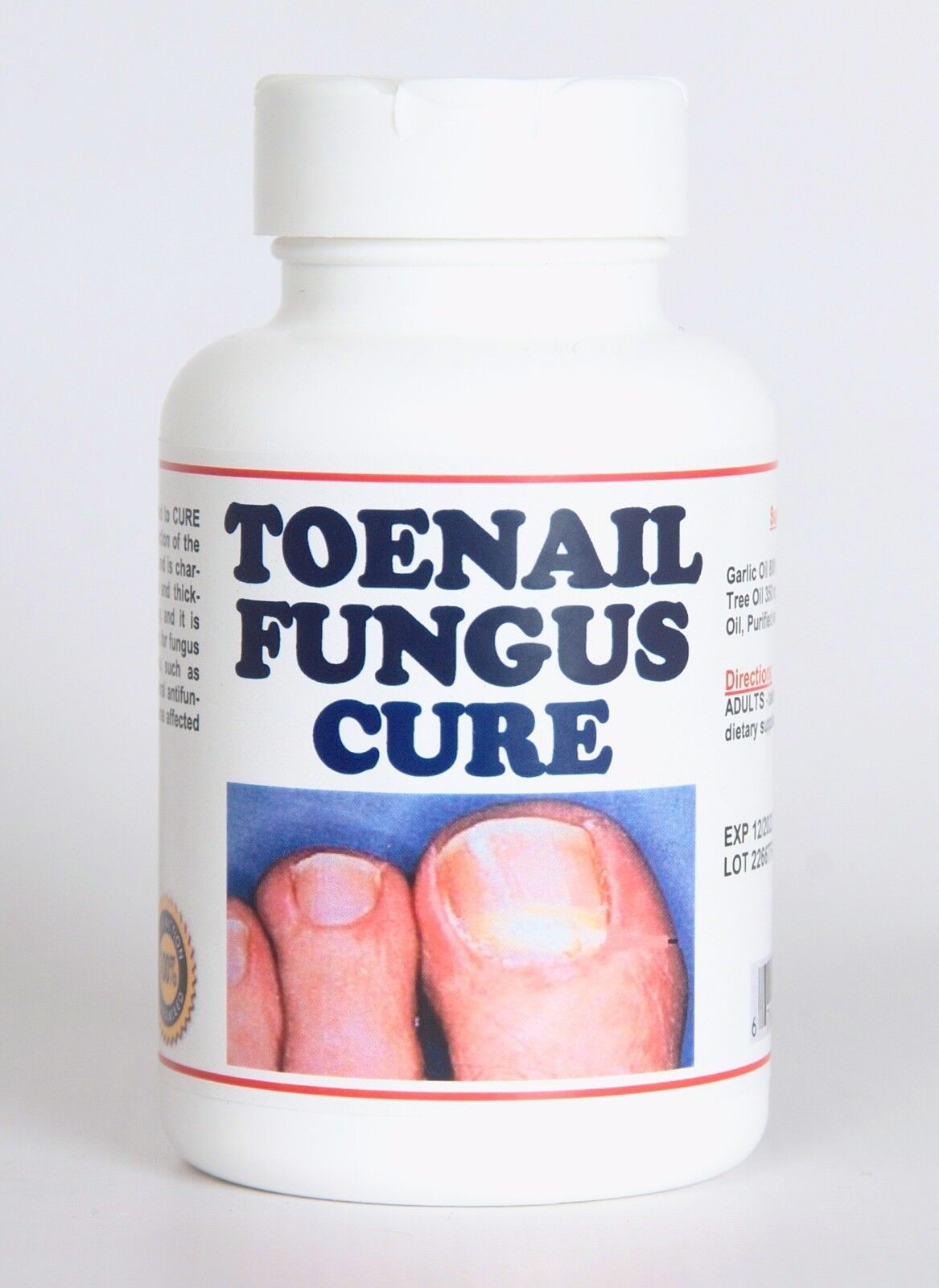 Toenail Fungus 4 Me - Treat & Prevent - Made in USA
