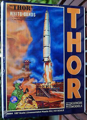 Thor Träger- und Mittelstreckenrakete, 1:87, Glencoe 08904