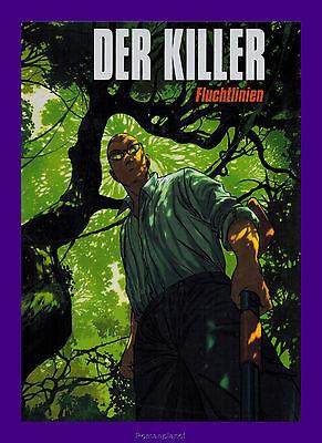 Der Killer Band 13 - Fluchtlinien - Hardcover - Egmont