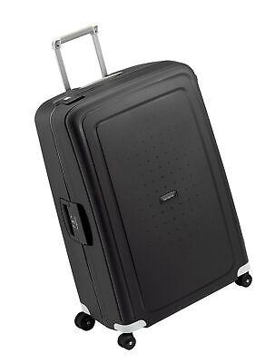 Samsonite S'Cure Spinner XL Suitcase, 81 cm, 138 Litre, Black Black (Black)