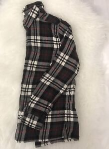 Roots Women's Flannel | Size XS