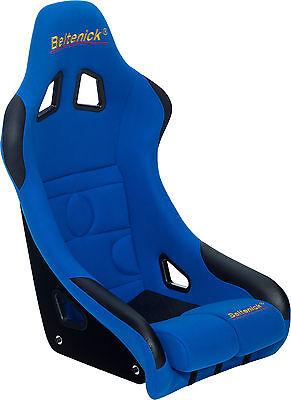 FIA Rennsitz Beltenick RST 100 - FIA 8855-1999 - Vollschalensitz blau