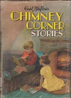 CHIMNEY CORNER STORIES 20 Stories Enid Blyton 1st HC/DJ 1963 GOLL Perth Region Preview