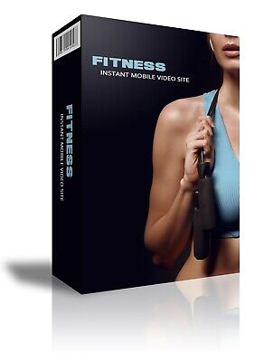 Fitness Instant Mobile Video Site -including Full Master Resale Rights Free