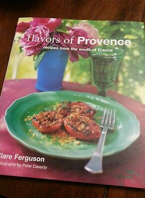 COOKBOOK Trade! Flavors of Provence by Clare Ferguson