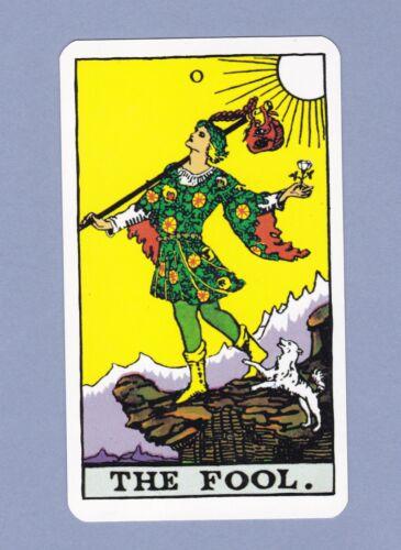 Albano-Waite Tarot SINGLE REPLACEMENT CARD U.S. Games 1990