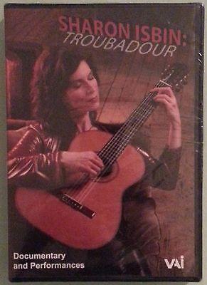 Sharon Isbin  Troubador    Dvd New