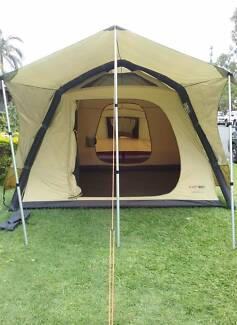 Black Wolf Turbo Tent Air Plus & Blackwolf turbo tent | Camping u0026 Hiking | Gumtree Australia Logan ...