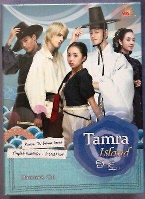 Used, TAMRA ISLAND Ya Entertainment Korean Drama Box Set R1 NR for sale  Grand Forks