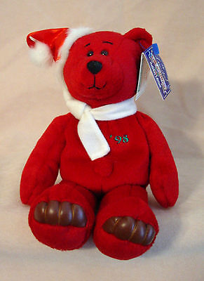 Limited Tresures - Bear Claus '98 from the Holiday Edition
