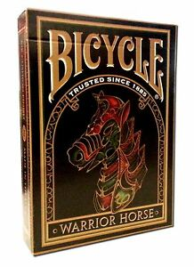 Bicycle-Warrior-Horse-Deck-Playing-Cards-Limited-Edition-Chinese-New