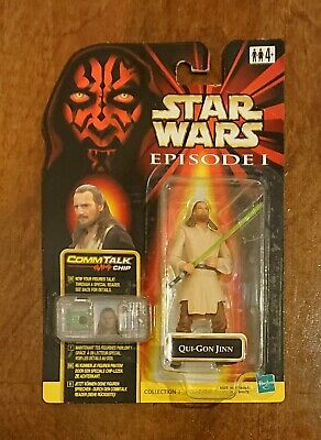 Star Wars The Phantom Menace Qui-Gon Jinn (Jedi Duel) MOC