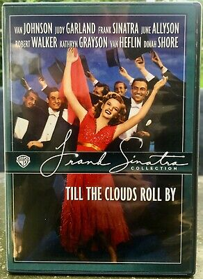 Till The Clouds Roll By (DVD, 2008) Frank Sinatra Judy Garland DVD