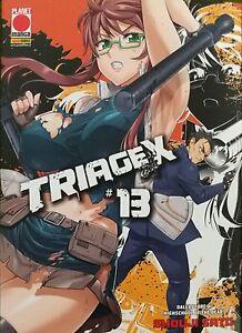 MANGA-Triage-X-N-13-Planet-Manga-ITALIANO-NUOVO