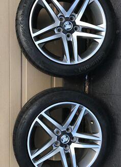 VE II Sv6 wheels