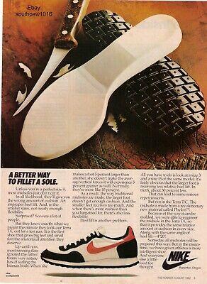 Classic 1982 Nike Terra TC
