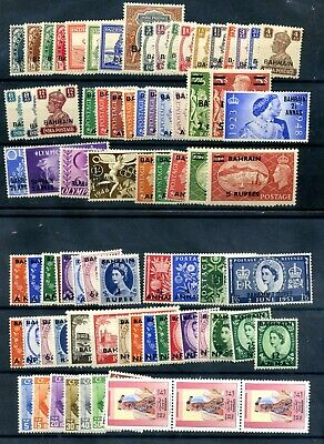 Bahrain early to mid period MH collection