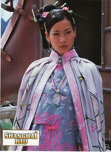 SHANGHAI KID (JACKIE CHAN) PHOTO EXPLOITATION PHOTO