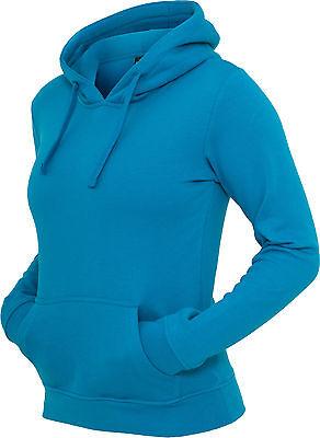 Urban Classics Damen LADIES HOODY Sweatshirt Sweater mit Kapuze Hoodie
