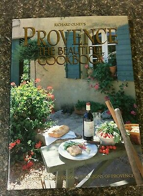 Provence The Excellent Cookbook by Richard Olney 1993 Hardcover Dust Jacket