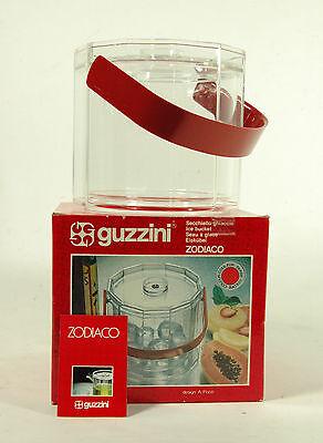 Guzzini secchiello da ghiaccio serie Zodiaco Design A.Pozzi idea regalo bar-IB(