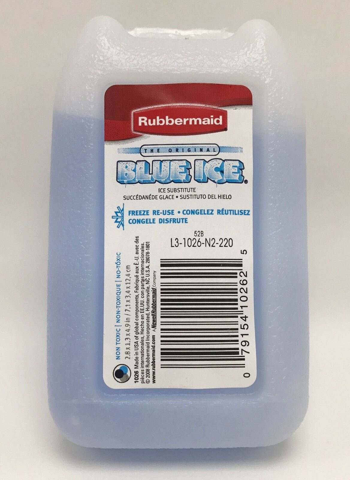 Blue Ice Mini Pack 8 Oz