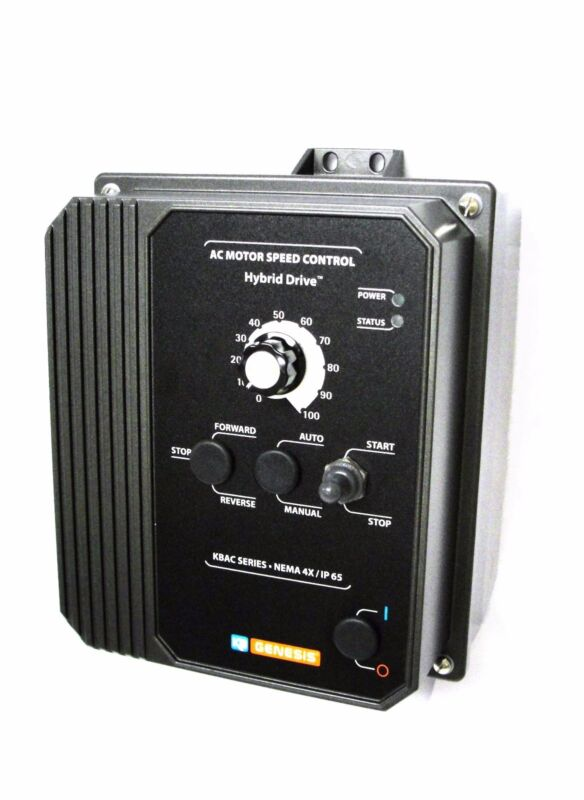 KB Electronics KBAC-45 AC motor control 9530 upc 024822095303 4.6A 3HP