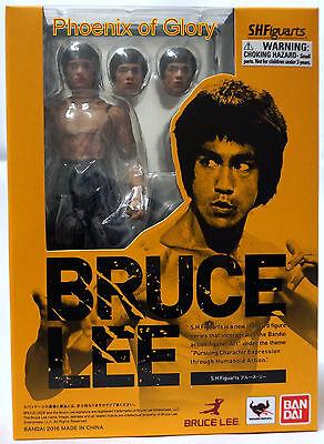 Brand New Bandai Tamashii Nations S H Figuarts Bruce Lee Usa