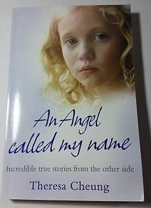 AN ANGEL CALLED MY NAME - BY THERESA CHEUNG - paperback Brighton Brisbane North East Preview