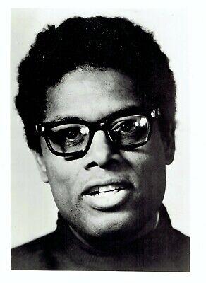 "1982 Press Photo Author of ""Ethnic America"" Thomas Sowell"