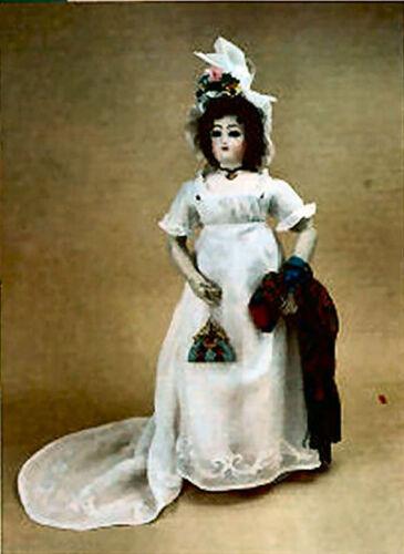 Gildebrief Century Project 2 Antique Dress Pattern 2 Styles, 2 Sizes 1800-1805