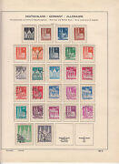 Germany Stamps 1948